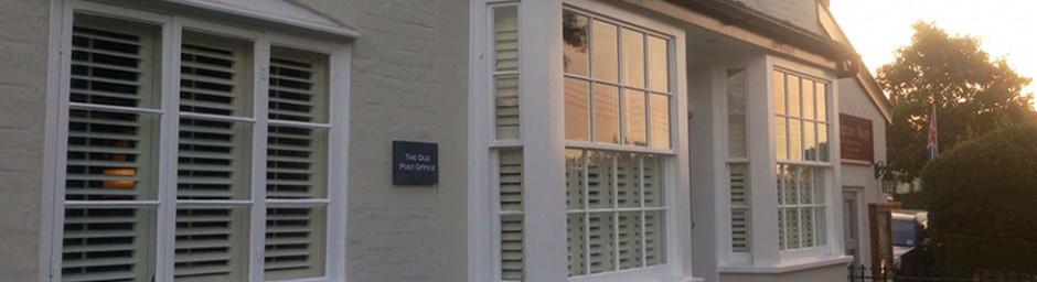 House shutters