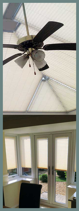 Eco Pleat Blinds
